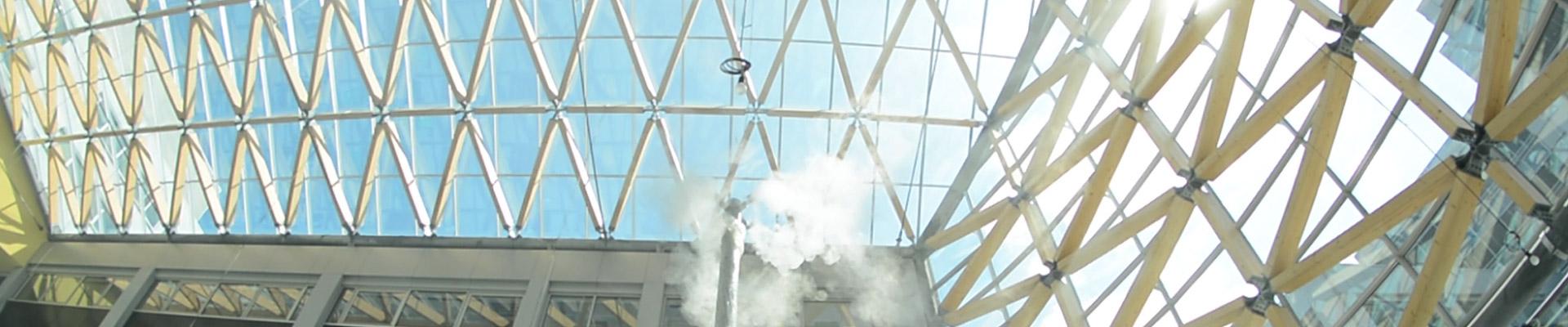 siron dry deluge testing header